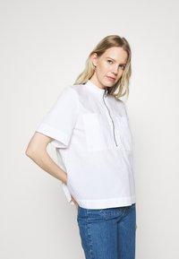 edc by Esprit - CORE BEST - Blouse - white - 3