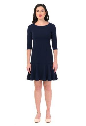 CELESTE - Day dress - blue