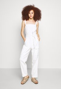Free People - GO WEST UTILITY - Jumpsuit - white - 1