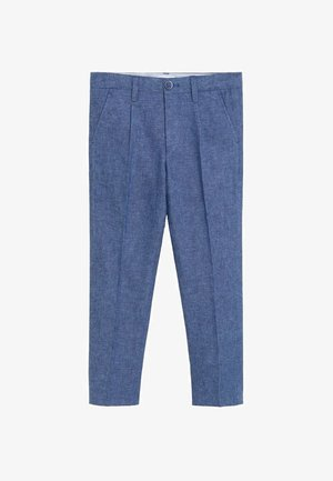 LINT - Kalhoty - blu