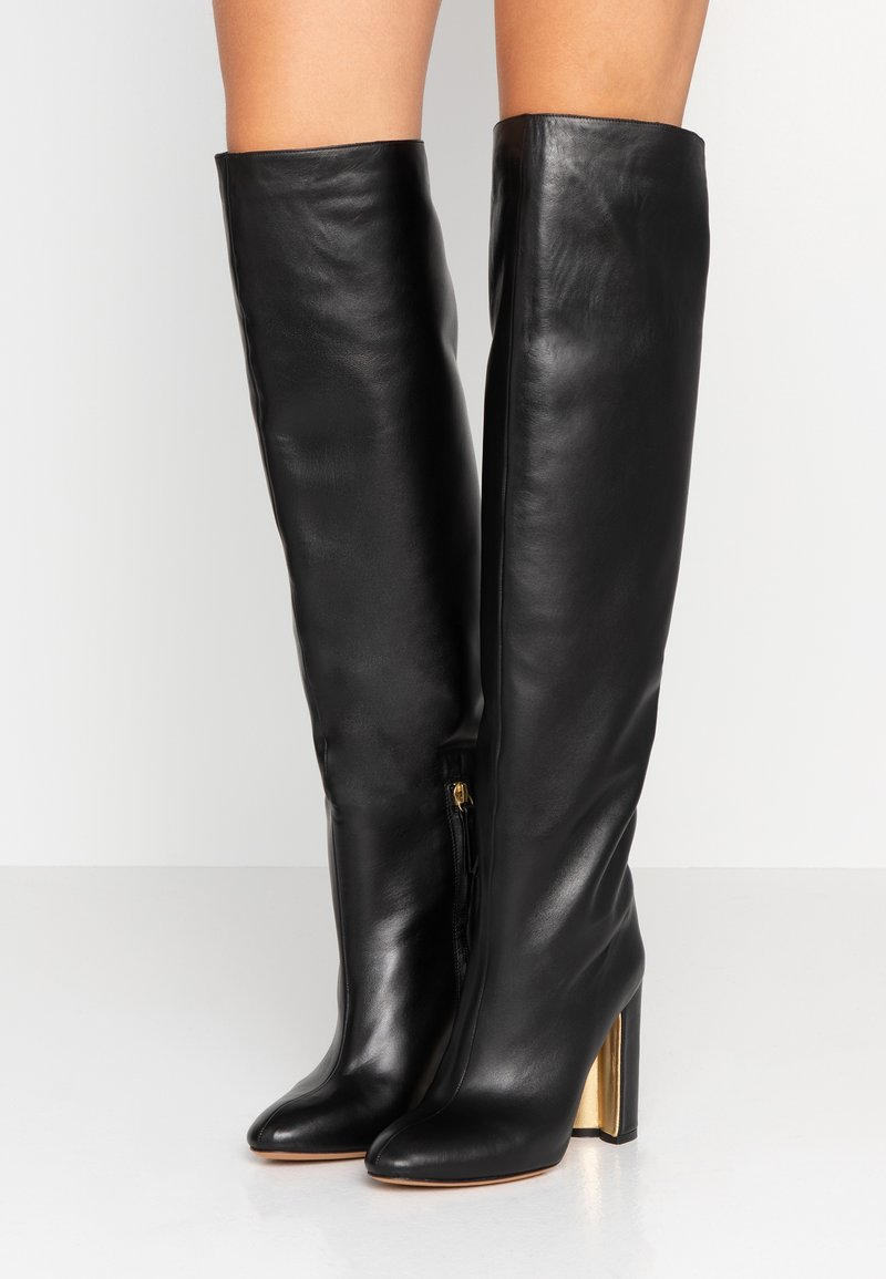 Pura Lopez - High heeled boots - black
