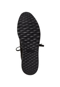 Tamaris Pure Relax - LACE UP - Trainers - black - 4