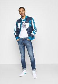 Lee - LUKE - Slim fit jeans - mid bold kansas - 1
