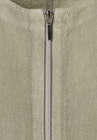 JUST WHITE - Summer jacket - khaki - 2