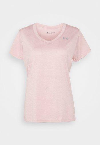 TECH SSV TWIST - Sports shirt - pink
