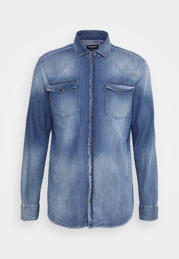 CAMICIA - Shirt - blue