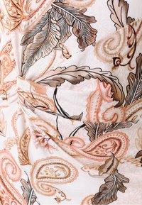 Alba Moda - Jersey dress - rosé,braun - 5