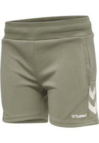 Hummel - Sports shorts - vetiver - 5