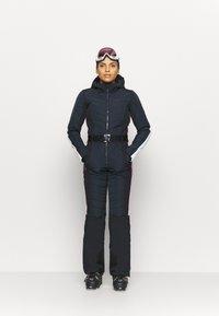 Luhta - ELGMO - Spodnie narciarskie - dark blue - 4