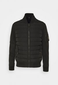Belstaff - MANTLE JACKET - Bunda z prachového peří - black - 0