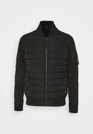 MANTLE JACKET - Daunenjacke - black