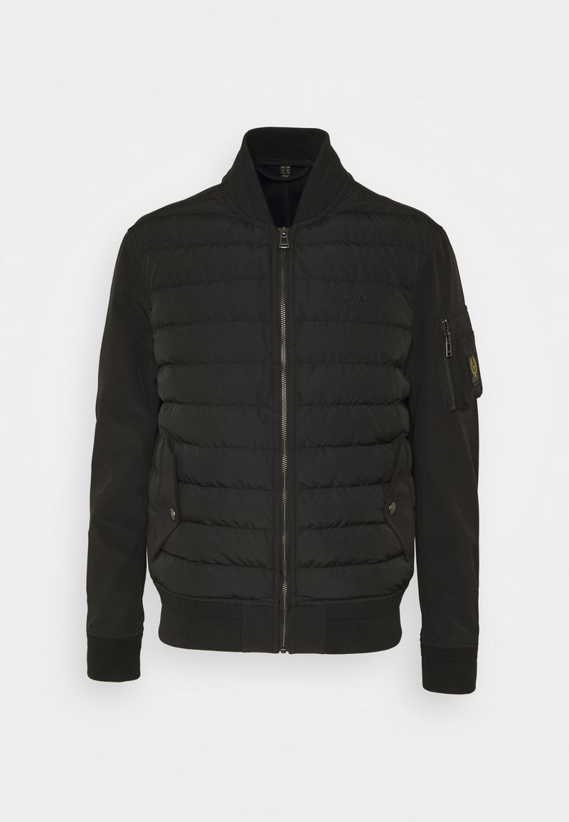 Belstaff - MANTLE JACKET - Bunda z prachového peří - black