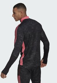adidas Performance - REAL MADRID AOP TR TOP - National team wear - black - 1