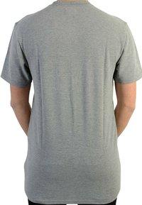 Vans - NINETY THREE CEMENT - T-shirt imprimé - gris - 1