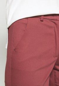 WEEKEND MaxMara - LATO - Pantalon classique - bordeaux - 4