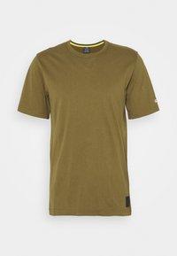 Champion - LEGACY CONTEMPORARY MODERN CREWNECK  - Basic T-shirt - olive - 0