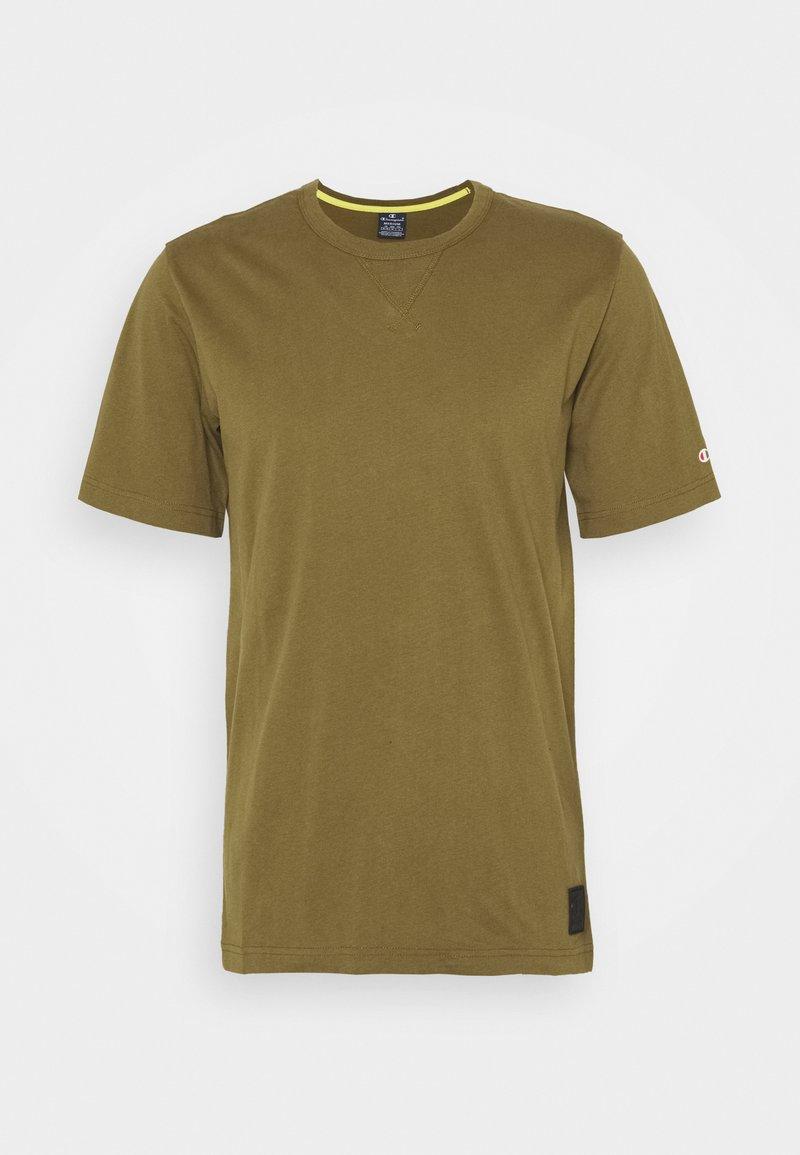 Champion - LEGACY CONTEMPORARY MODERN CREWNECK  - Basic T-shirt - olive