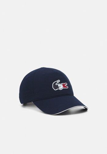 OLYMP UNISEX - Keps - navy blue/white red