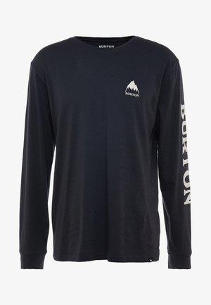 ELITE - Long sleeved top - true black