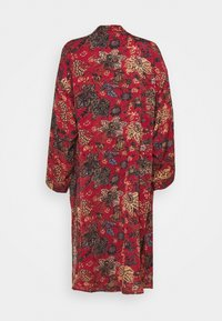 Free People - PLAY IT COOL KIMONO - Lett jakke - brown combo - 1