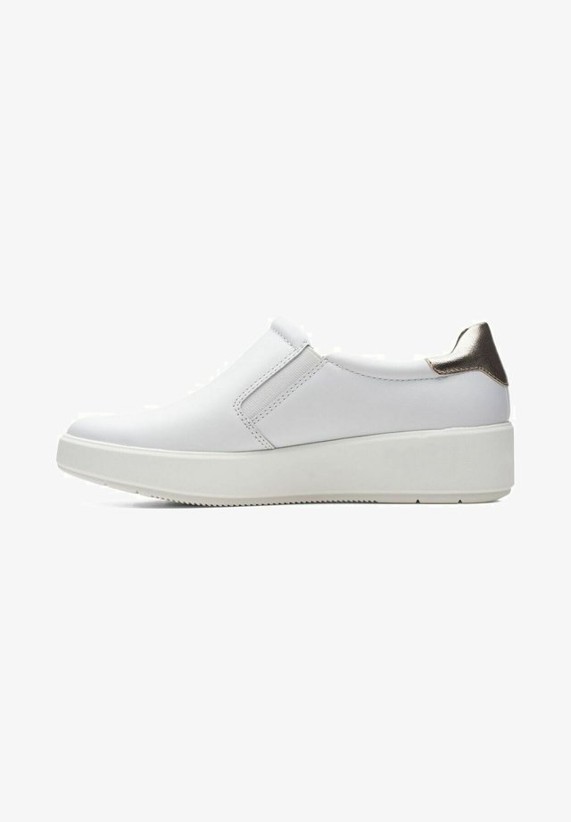 LAYTON STEP - Instappers - white
