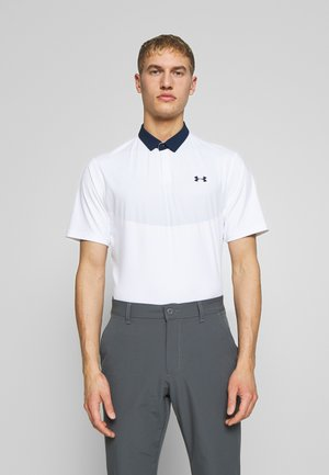 ISO-CHILL GRAPHIC - Sports shirt - white/halo gray/academy