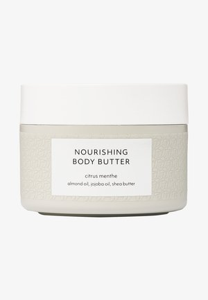 CITRUS MENTHE NOURISHING BODY BUTTER - Moisturiser - -