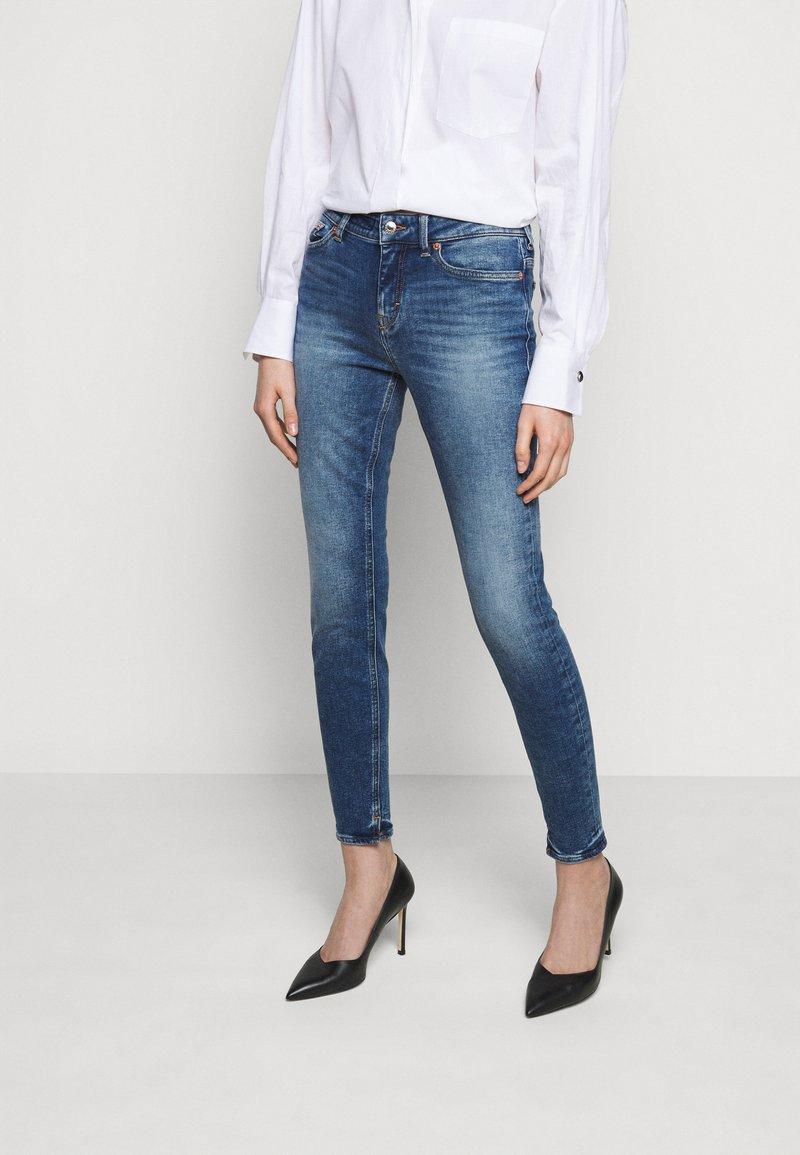 DRYKORN - NEED - Jeans Skinny Fit - blau