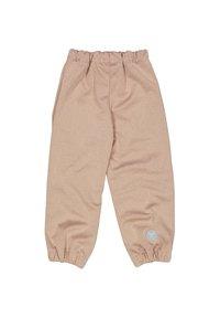 Wheat - JEAN - Rain trousers - fawn melange - 1