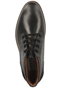 Fretz Men - Casual lace-ups - noir - 1