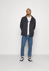 Nike Sportswear - AIR CREW - Sweatshirt - white/photon dust - 1