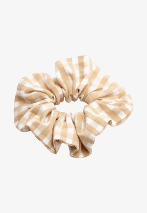 Hair styling accessory - pastel gingham