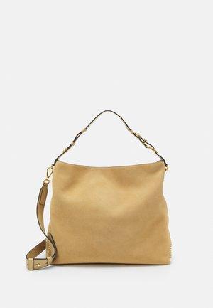 SHOULDER BAG - Borsa a mano - beige