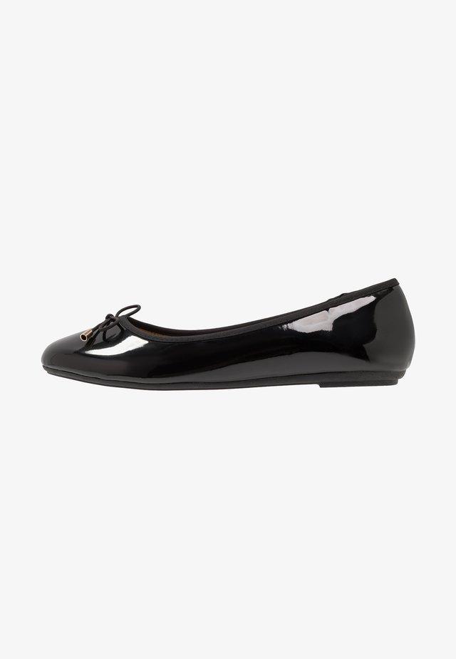 FIONA - Ballerinasko - black