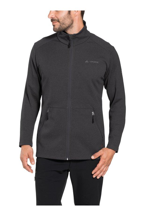 HEMSBY - Fleece jacket - phantom black