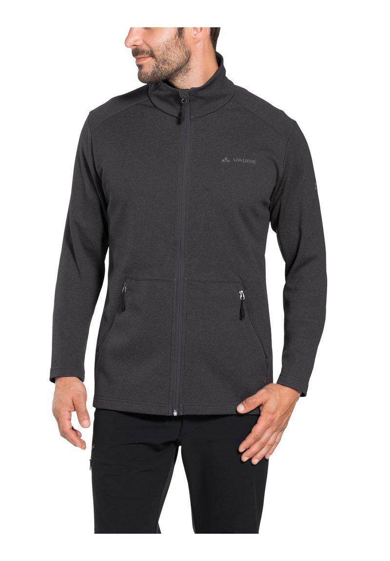 Vaude - HEMSBY - Fleece jacket - phantom black