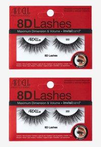 Ardell - 8D LASHES 2ER PACK - False eyelashes - 950 - 0