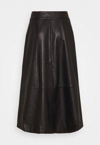Temperley London - MIDNIGHT SKIRT - Maxi sukně - black - 1