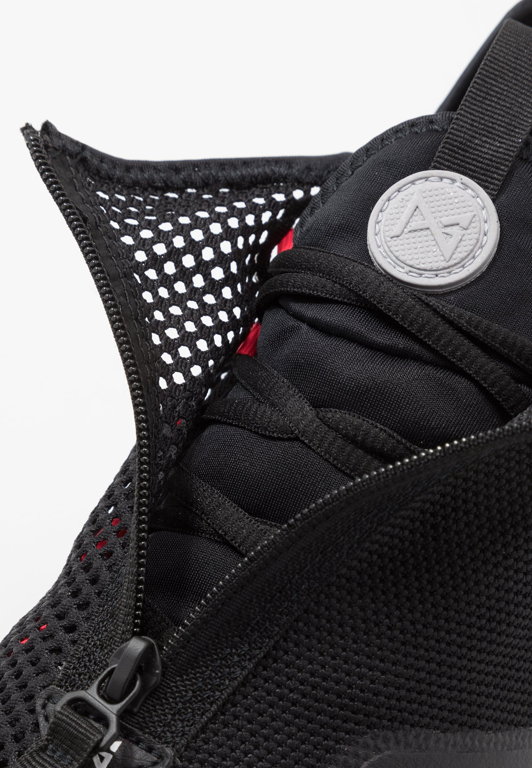Nike Performance PG 4 Basketballsko blackwhitelight
