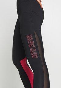 Calvin Klein Performance - Leggings - black - 4