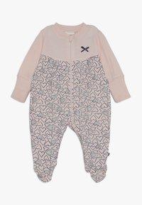 Jacky Baby - SCHLAFANZUG MIT UMSCHLAGHANDSCHUH KOALA BEAR - Pyžamo - rosa - 0