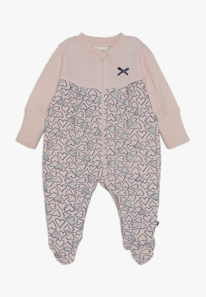 Jacky Baby - SCHLAFANZUG MIT UMSCHLAGHANDSCHUH KOALA BEAR - Pyžamo - rosa