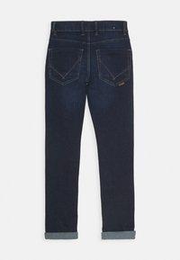 Name it - NKMTHEO PANT - Slim fit jeans - dark blue denim - 1
