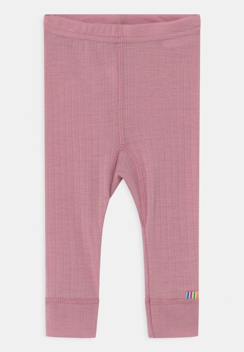 Joha - Leggings - Stockings - rose