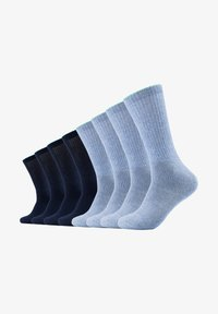 Skechers - 8 PACK - Socks - blue - 1