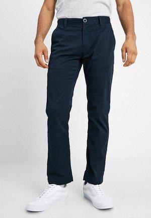 FRICKIN MODERN STRETCH PANT - Pantalones chinos - dark navy