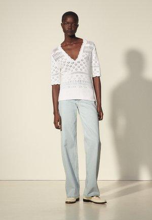 JOE - Print T-shirt - blanc