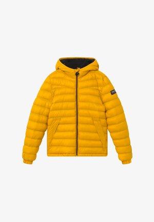 Winterjas - amber