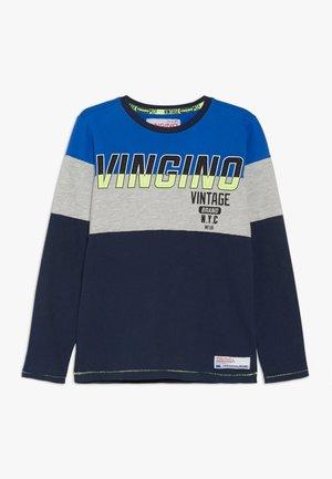 JUNIUS - Camiseta de manga larga - dark blue