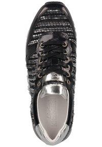 Living Kitzbühel - Sneakers laag - schwarz/silber - 1